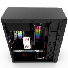 半岛铁盒超越3机箱 台式机电脑主机箱 商务办公电脑机箱