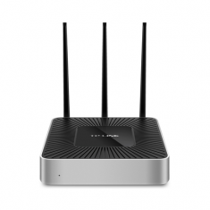 TP-LINK TL-WVR458L 450M企业级无线路由器千兆端口多WAN叠加8LAN穿墙WIFI