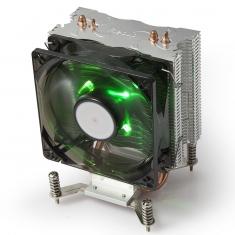 金河田 北极玄冰K160 Intel平台台式电脑主机静音风冷CPU散热器