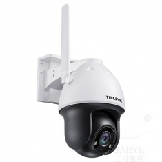 TP-LINK TL-IPC633-D4G  300万4G全网通星光室外球机云台室外防水报警语音通话云存储