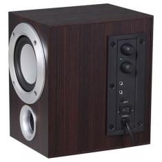 金河田 S1多媒体电脑有源音箱 手机2.1低音炮音箱