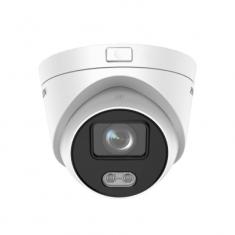 海康威视  DS-2CD3347DWD-L  400万日夜全彩网络监控摄像头半球