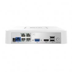 TP-LINK TL-NVR6104C-B4P  H.265 PoE网络硬盘录像机(4PoE口/4路/单盘位)