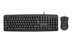 烽火狼KM660/汇佰硕B180/ BT190混发有线鼠标键盘套装