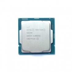 英特尔CPU散片  奔腾G6400 10代处理器双核心 1200针脚