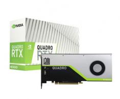 NVIDIA Quadro RTX 4000专业设计显卡 盒包正品