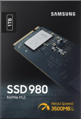 三星980 EVO 250G/500GB/1T SSD固态硬盘 M.2接口(NVMe协议)